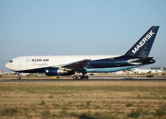 OY-SRP - Star Air Freight Boeing 767-200F