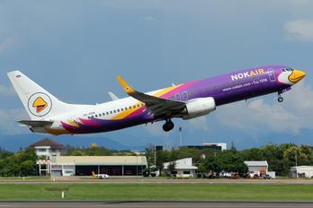 HS-DBB - Nok Air Boeing 737-800