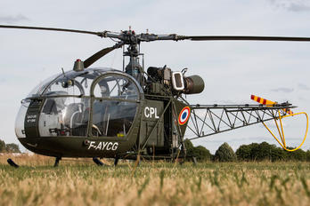 F-AYCG - Private Sud Aviation SA-313 / 318 Alouette II (all models)