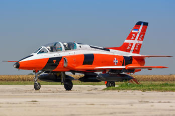 23601 - Serbia - Air Force Soko G-4 Super Galeb