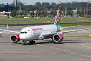 5Y-KZB - Kenya Airways Boeing 787-8 Dreamliner aircraft