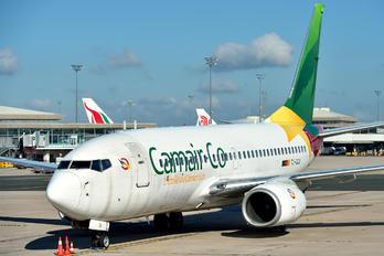 TJ-QCA - Camair Co Boeing 737-700