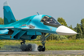 - - Russia - Air Force Sukhoi Su-34