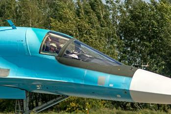 - - Russia - Air Force Sukhoi Su-34