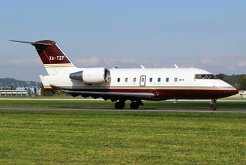 XA-TZF - Private Bombardier CL-600-2B16 Challenger 604