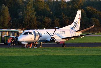 G-LGNJ - FlyBe - Loganair SAAB 340