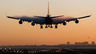 PH-BFY - KLM Asia Boeing 747-400