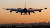 Awesome approaches and landings !