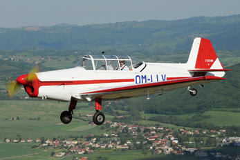 OM-LLV - Aeroklub Trnava Zlín Aircraft Z-226 (all models)