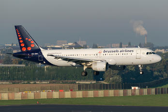 OO-SNA - Brussels Airlines Airbus A320