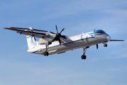 HA-LQD - Malev de Havilland Canada DHC-8-400Q / Bombardier Q400 aircraft