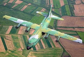 6166 - Romania - Air Force Lockheed C-130B Hercules