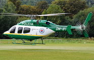 Brand new Bell 429 for slovakian police title=
