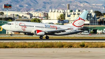 G-OBMP - bmibaby Boeing 737-300
