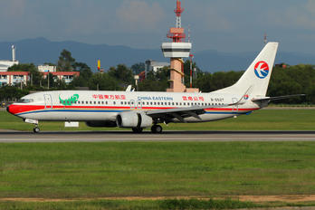 B-5527 - China Eastern Airlines Boeing 737-800