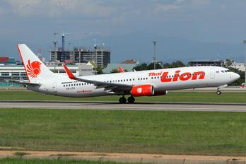 HS-LTU - Thai Lion Air Boeing 737-900