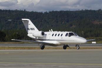 SE-RGX - Waltair Europe Cessna 525 CitationJet