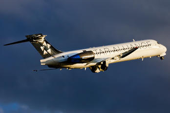 OH-BLN - Blue1 Boeing 717