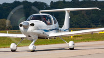 OM-DBV - Private Diamond DA 40 Diamond Star aircraft