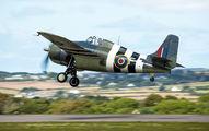 G-RUMW - Patina Grumman FM Wildcat aircraft
