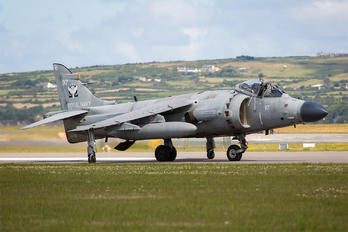 ZH797 - Royal Navy British Aerospace Sea Harrier FA.2
