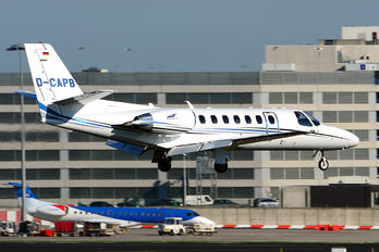 D-CAPB - Private Cessna 560 Citation Encore