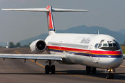 I-SMEP - Meridiana McDonnell Douglas MD-82 aircraft