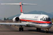 I-SMEP - Meridiana McDonnell Douglas MD-82 aircraft
