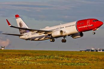 LN-NGL - Norwegian Air Shuttle Boeing 737-800