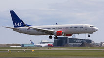 LN-RRF - SAS - Scandinavian Airlines Boeing 737-800 aircraft