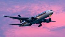 9V-SRQ - Singapore Airlines Boeing 777-200ER aircraft