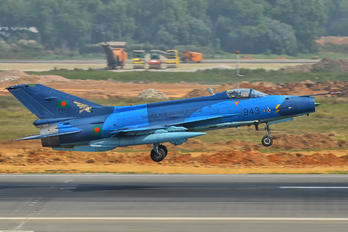 F-943 - Bangladesh - Air Force Chengdu F-7BG