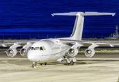 G-RAJJ - Cello Aviation British Aerospace BAe 146-200/Avro RJ85 aircraft