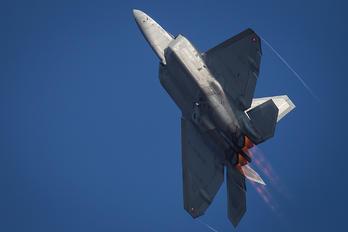 05-4097 - USA - Air Force Lockheed Martin F-22A Raptor