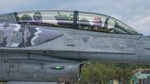 4083 - Poland - Air Force Lockheed Martin F-16D Jastrząb aircraft