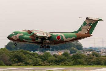 68-1020 - Japan - Air Self Defence Force Kawasaki C-1