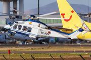 EC-JOU - INAER Agusta Westland AW139 aircraft