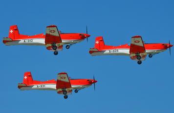 A-926 - Switzerland - Air Force Pilatus PC-7 I & II