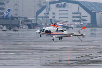 JA03AP - Private Agusta Westland AW109 SP GrandNew