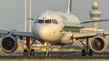 EI-DTI - Alitalia Airbus A320 aircraft
