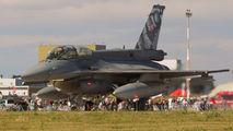 4084 - Poland - Air Force Lockheed Martin F-16D Jastrząb aircraft