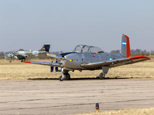 E-092 - Argentina - Air Force Beechcraft 45 Mentor