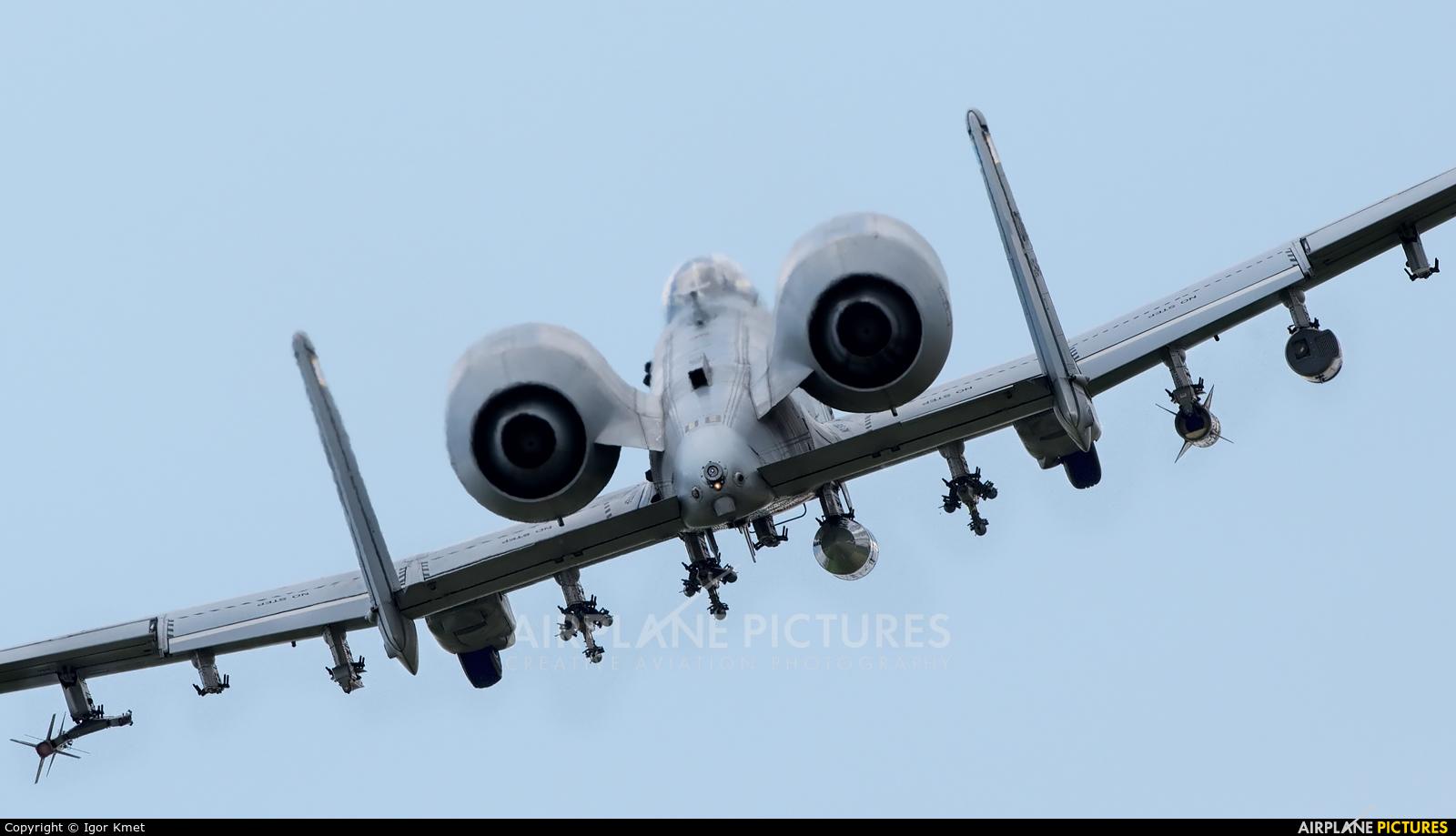 USA - Air Force 960 aircraft at Sliač