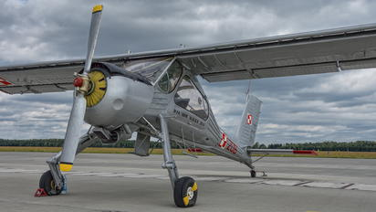 206 - Poland - Air Force PZL 104 Wilga 35A