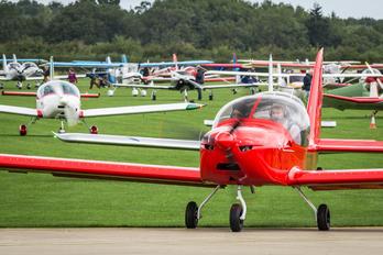 G-CIRY - Private Evektor-Aerotechnik EV-97 Eurostar SL