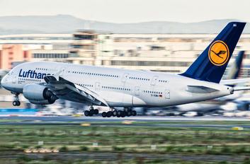 D-AIMH - Lufthansa Airbus A380