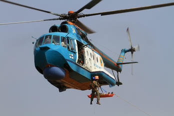 34 - Ukraine - Navy Mil Mi-14PS