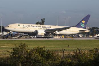 HZ-AKO - Saudi Arabian Airlines Boeing 777-200ER