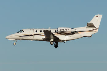 D-CFFF - DC Aviation Cessna 560XL Citation XLS