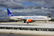 LN-RCY - SAS - Scandinavian Airlines Boeing 737-800 aircraft